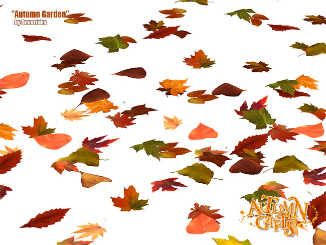 Autumn Garden at Sims by Severinka image 2157 Sims 4 Updates