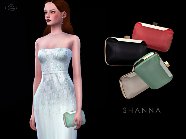 Stone Shaped Clutch SHANNA by starlord at TSR image 244 Sims 4 Updates