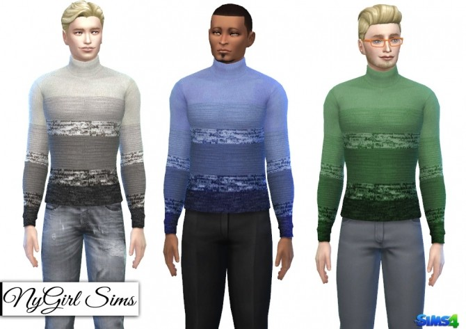 Fall Fashion Sweaters at NyGirl Sims image 250 670x473 Sims 4 Updates
