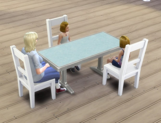 Woodworking Table Sims 4 : Unique Orange Woodworking Table Sims 4 Trend   egorlin.com