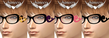 P Model glasses at HANECO'S BOX image 271 Sims 4 Updates