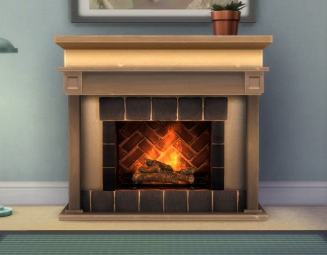 Fireplace 187 Sims 4 Updates 187 Best Ts4 Cc Downloads