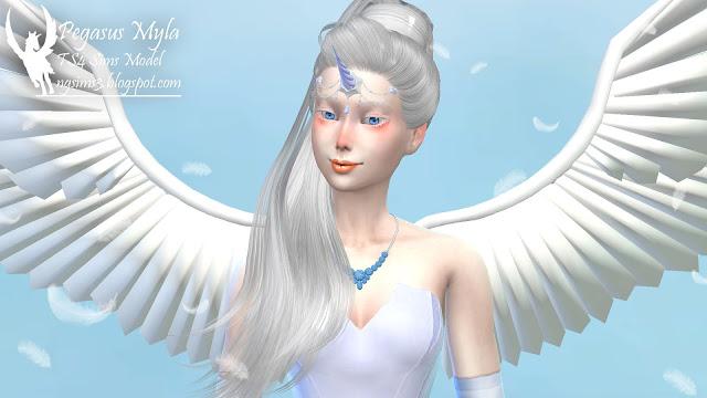 Pegasus Myla at NG Sims3 image 390 Sims 4 Updates