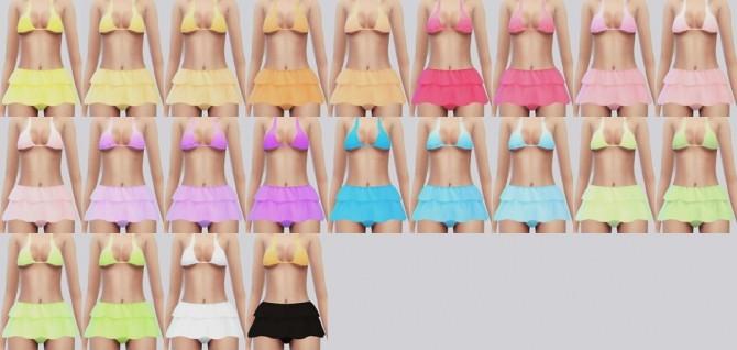 Bikini Top & Frilly Swim Bottoms at Kalewa a image 3923 670x318 Sims 4 Updates