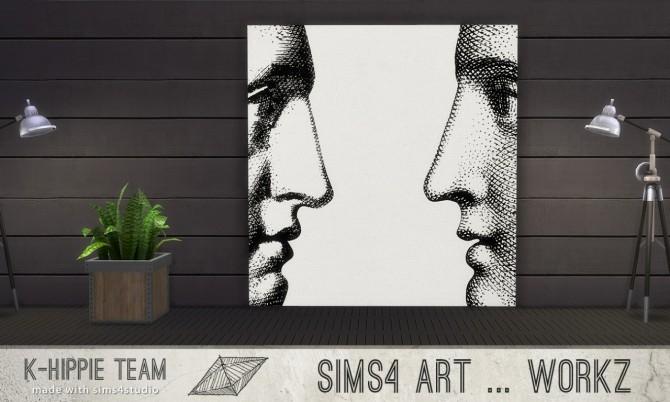 7 Artworks Ceramik Serie volume 1 at K hippie image 4610 670x402 Sims 4 Updates