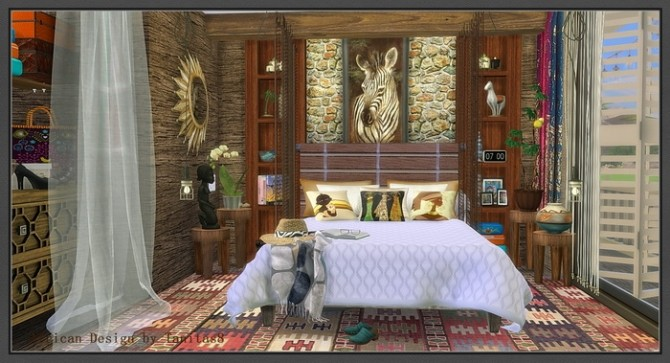 African Design house at Tanitas8 Sims image 474 670x363 Sims 4 Updates