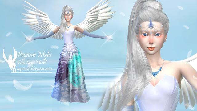 Pegasus Myla at NG Sims3 image 480 Sims 4 Updates