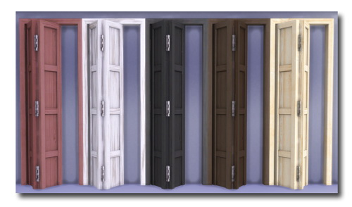 Sims 4 Modern Living recolors at Msteaqueen
