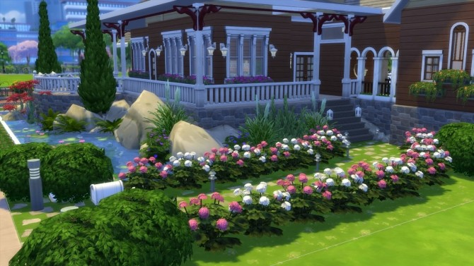 Sims 4 Once Upon A Cottage by babynightsong at Mod The Sims