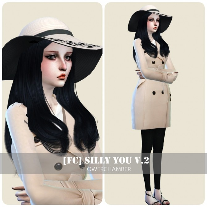 Sims 4 Silly You Version2 poses at Flower Chamber