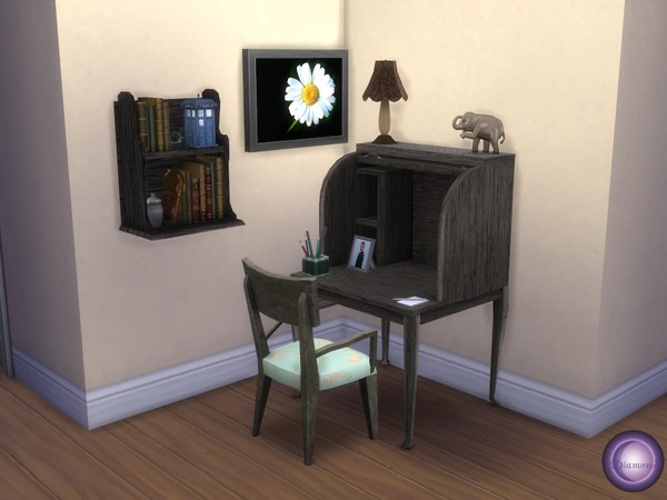 Corner Study by D2Diamond at TSR image 507 Sims 4 Updates