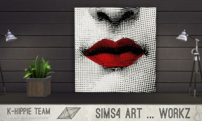 7 Artworks Ceramik Serie volume 1 at K hippie image 508 670x402 Sims 4 Updates