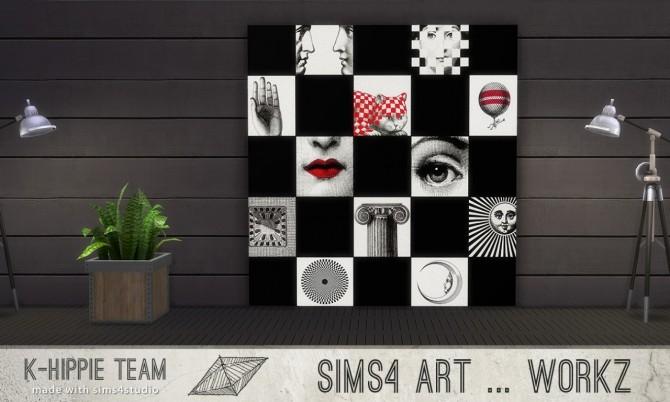 7 Artworks Ceramik Serie volume 1 at K hippie image 5113 670x402 Sims 4 Updates