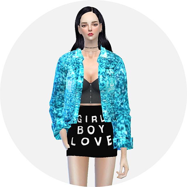 Blingbling ACC jacket at Marigold image 516 Sims 4 Updates
