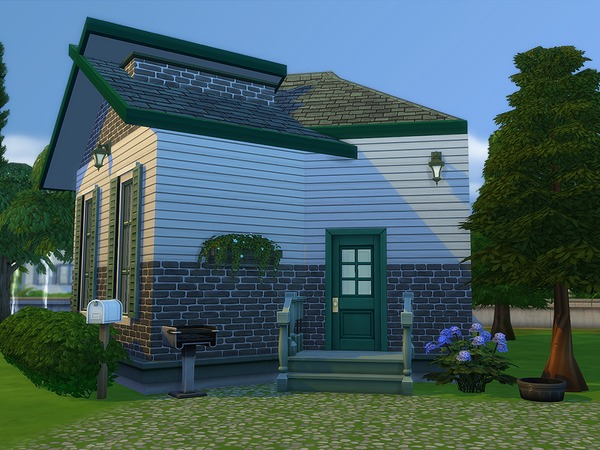 Greengrass Starter by Ineliz at TSR image 5315 Sims 4 Updates