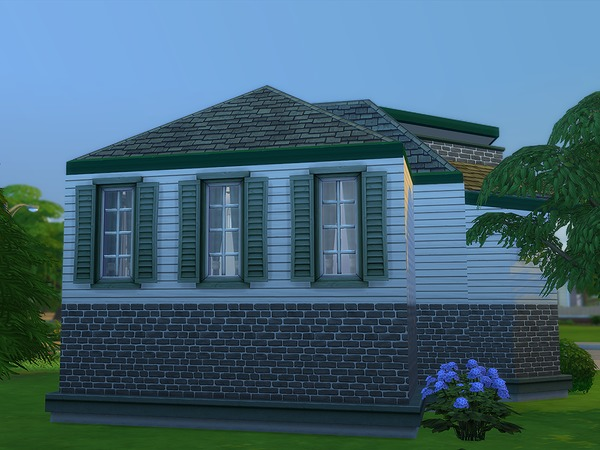 Greengrass Starter by Ineliz at TSR image 5415 Sims 4 Updates