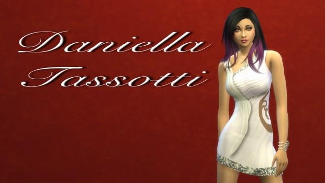 Daniella Tassotti by TheReds at Thomas J Chee image 5512 670x377 Sims 4 Updates