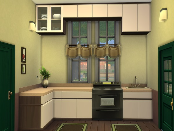 Greengrass Starter by Ineliz at TSR image 5516 Sims 4 Updates