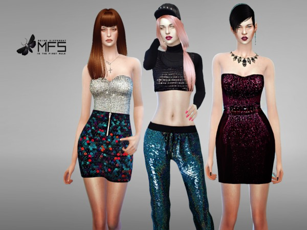 MFS Sequin Collection by MissFortune at TSR image 590 Sims 4 Updates