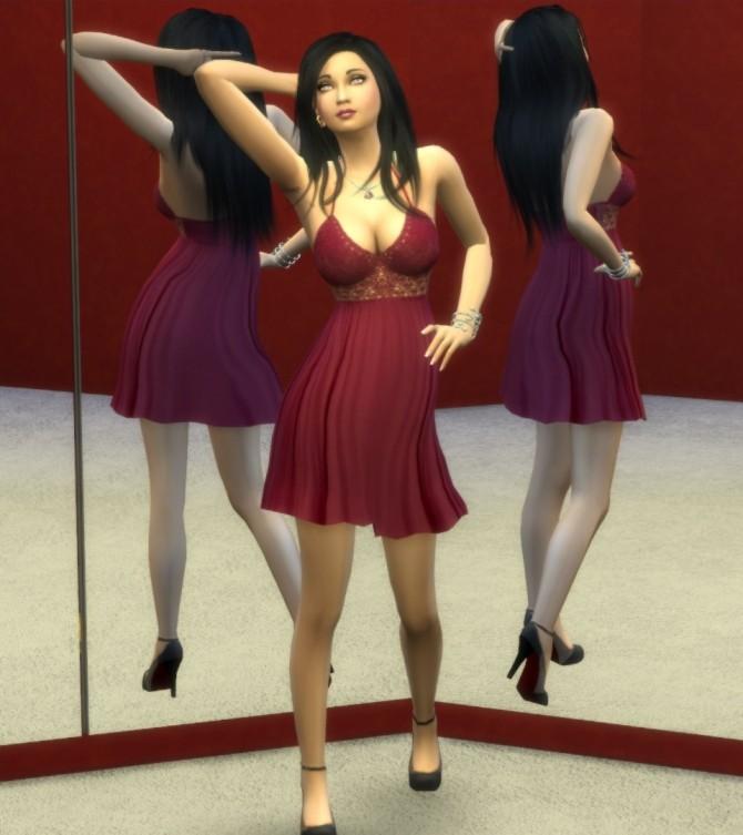 Daniella Tassotti by TheReds at Thomas J Chee image 6116 670x753 Sims 4 Updates