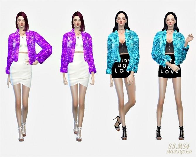 Blingbling ACC jacket at Marigold image 615 670x538 Sims 4 Updates
