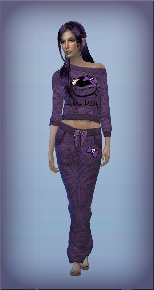 Violet by Moni at ARDA image 625 Sims 4 Updates