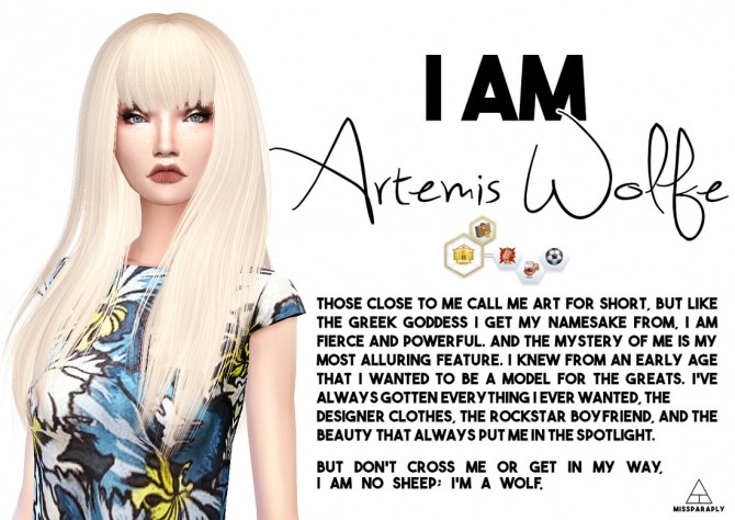 Artemis Wolfe at Miss Paraply image 6411 670x474 Sims 4 Updates
