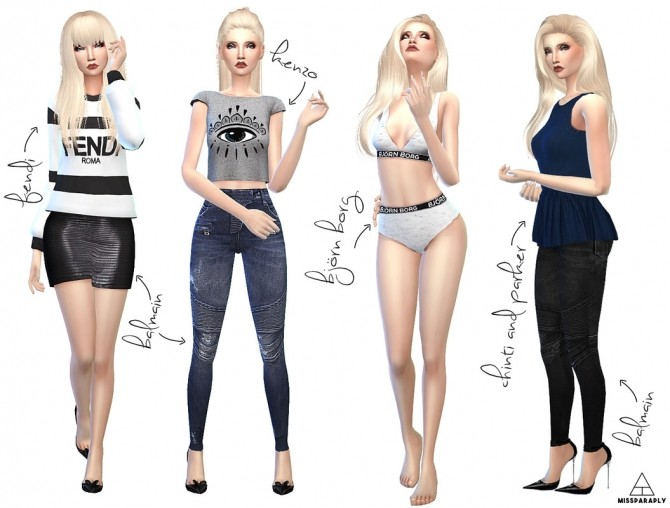 Artemis Wolfe at Miss Paraply image 6510 670x508 Sims 4 Updates