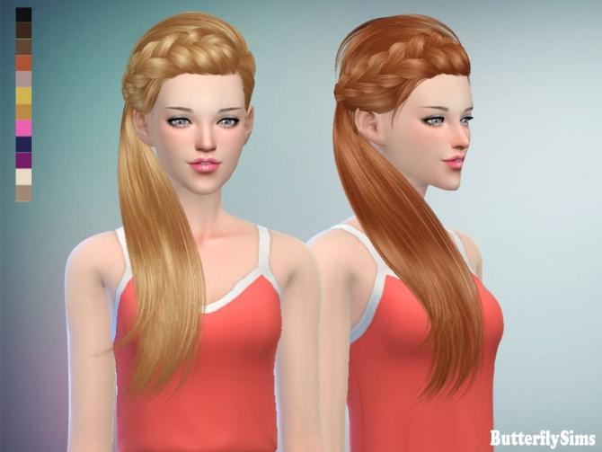 B Fly Sims B-fly hair AF JO162 (P...