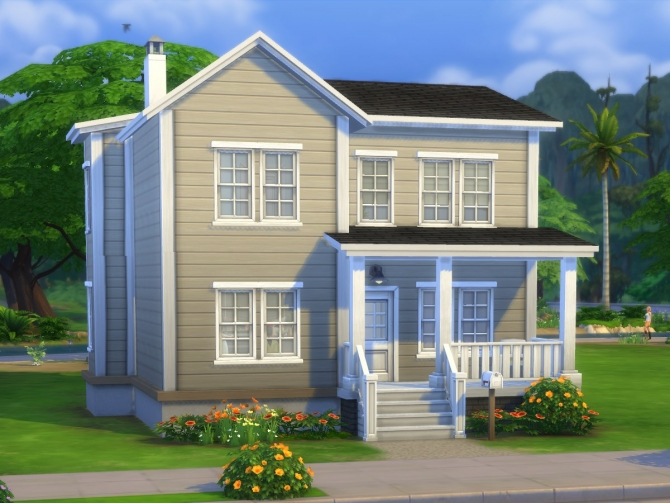 Bolzenschneider House By Plasticbox At Mod The Sims 187 Sims