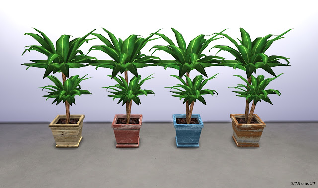 Sims 4 2 Indoor Plants at 27Sonia27