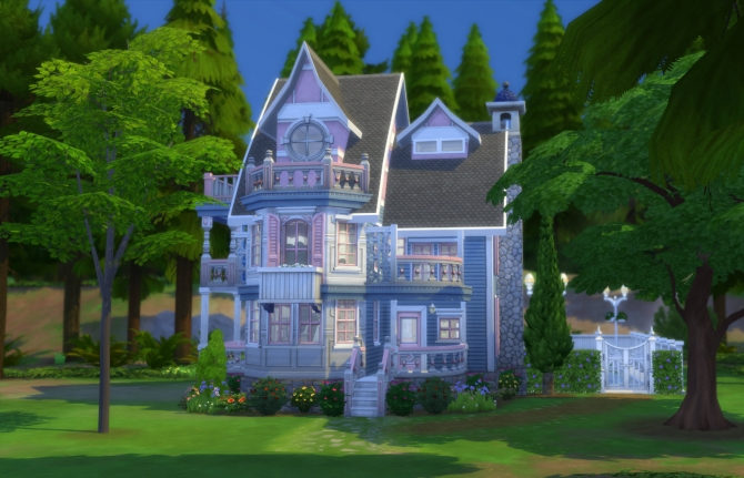 Victorian Cottage Retreat By Christine11778 At Mod The