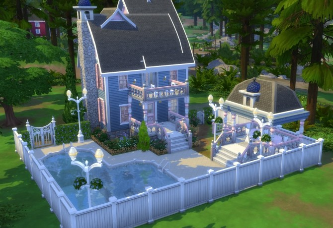 Victorian Cottage Retreat by Christine11778 at Mod The Sims image 997 670x460 Sims 4 Updates