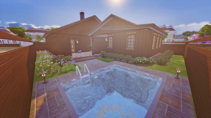 Sims 4 Ballyroan house No CC at Tinnnnu Sims