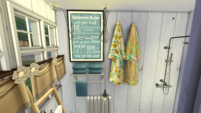 Bathroom Rules Paintings at Dinha Gamer image 1120 670x377 Sims 4 Updates