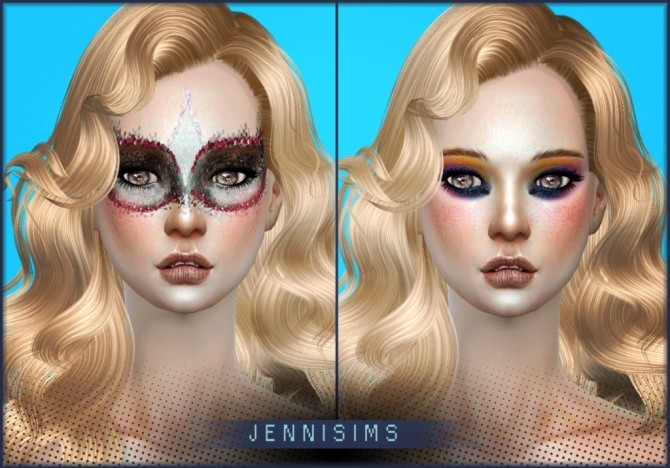 Halloweeny EyeShadow at Jenni Sims image 11311 670x468 Sims 4 Updates