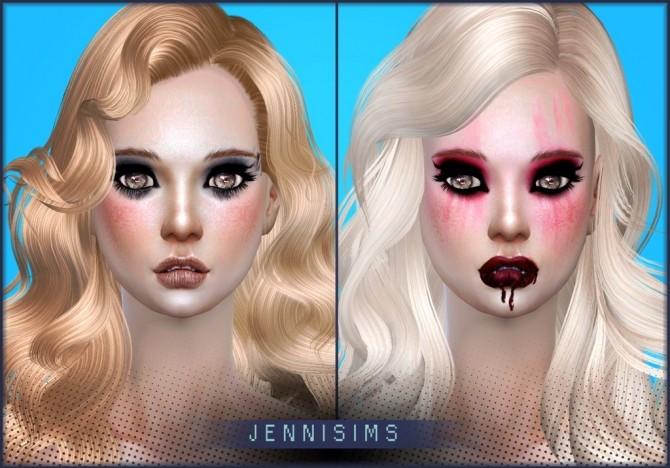 Sims 4 Halloweeny EyeShadow at Jenni Sims