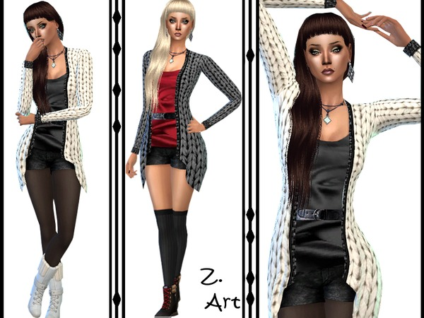Sims 4 Autumn Feeling by Zuckerschnute20 at TSR