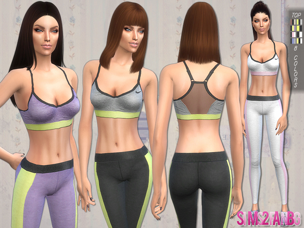 87 Sports Set By Sims2fanbg At Tsr 187 Sims 4 Updates