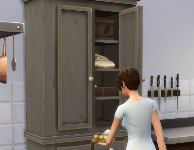 Kitchen Cupboard by plasticbox at Mod The Sims image 12011 670x517 Sims 4 Updates