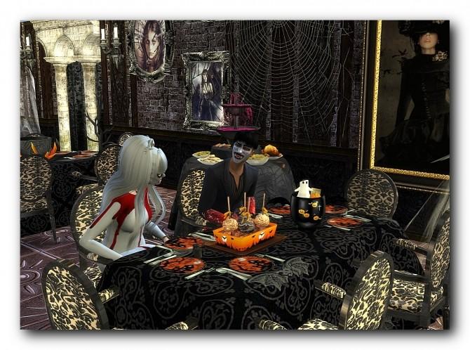 Sims 4 Sabbat Nightclub at Architectural tricks from Dalila