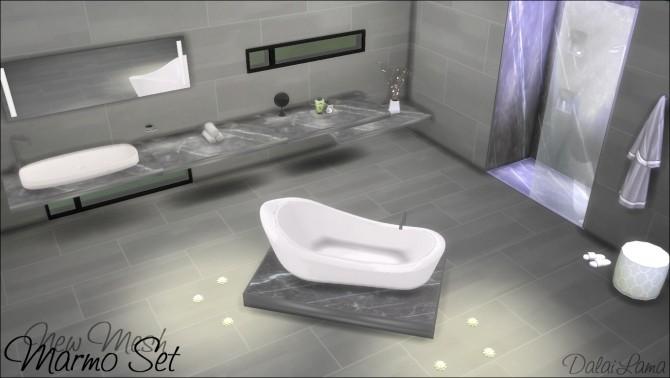 Marmo Set By Dalailama At The Sims Lover 187 Sims 4 Updates