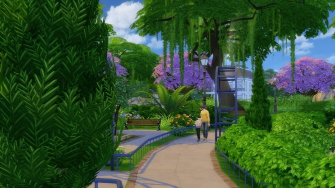 Family poses at Rusty Nail image 12915 670x377 Sims 4 Updates