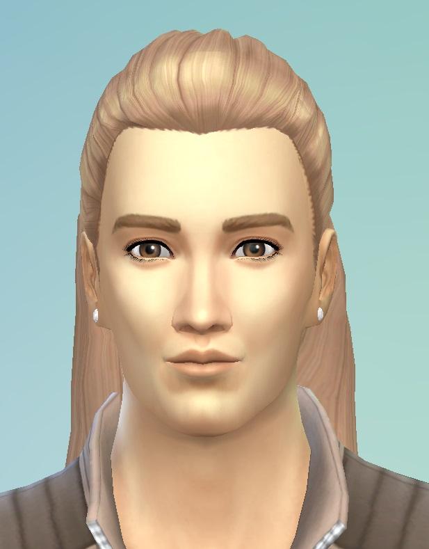 Legolas Hair at Birksches Sims Blog » Sims 4 Updates