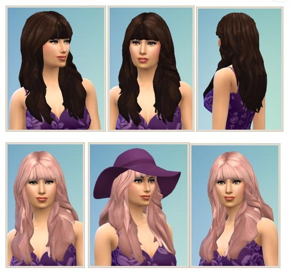 Sims 4 Club Hair at Birksches Sims Blog
