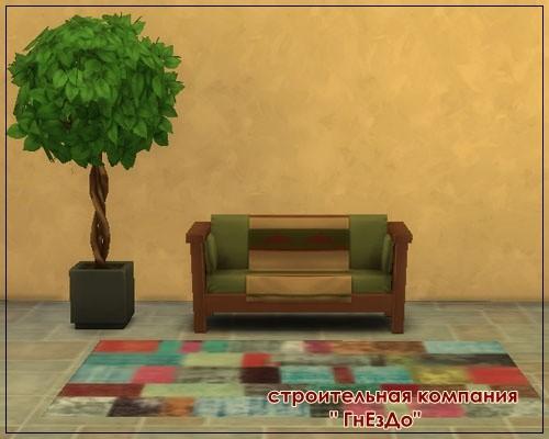 Sims 4 Kilim rugs at Sims by Mulena
