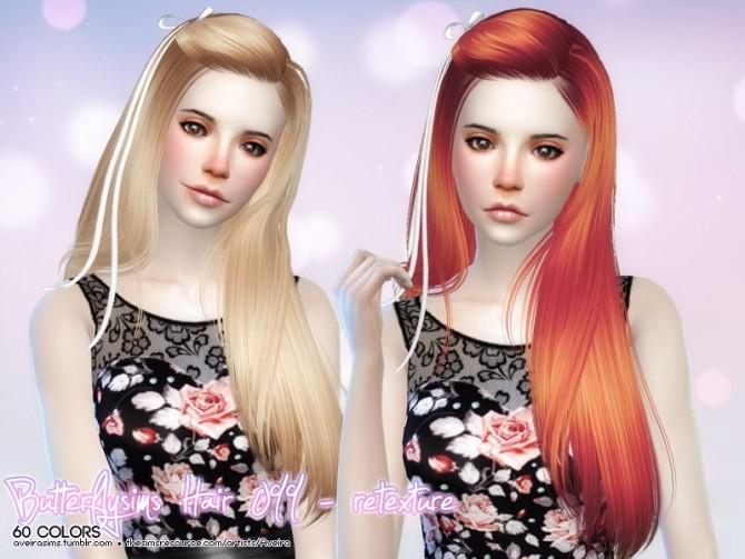 Butterflysims Hair 099 retexture at Aveira Sims 4 image 13731 670x503 Sims 4 Updates