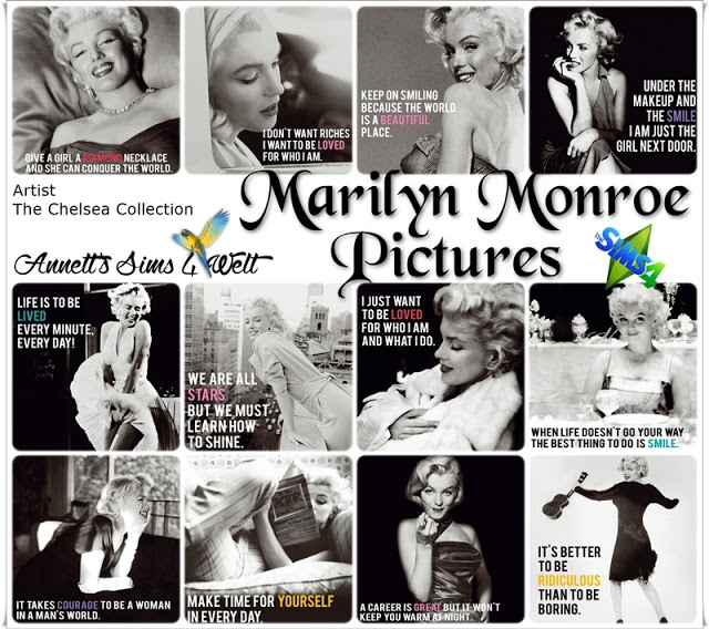 Marilyn monroe domination