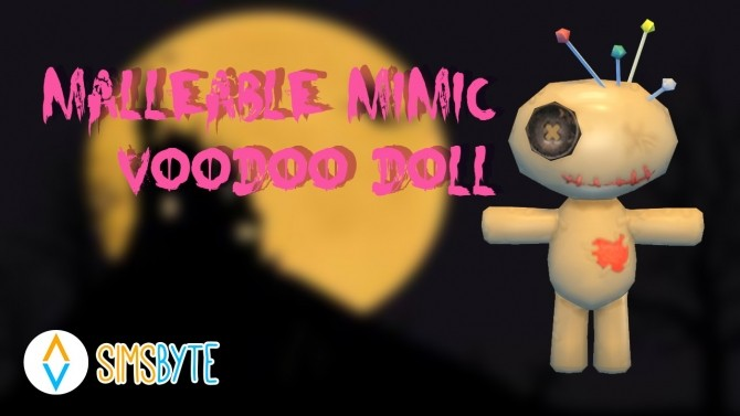 Malleable Mimic Voodoo Doll at Sims Byte image 1456 670x377 Sims 4 Updates