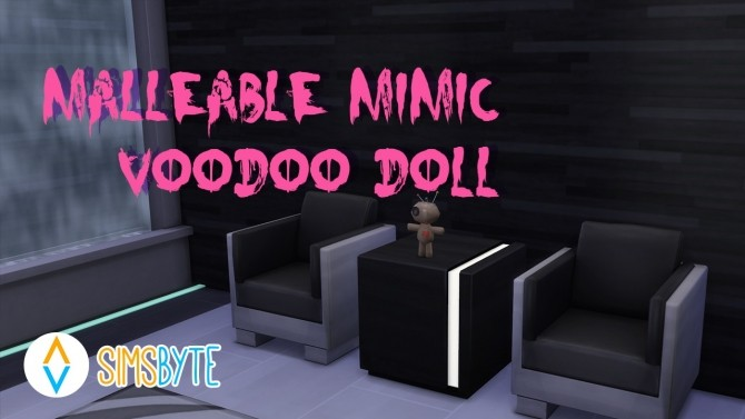 Malleable Mimic Voodoo Doll at Sims Byte image 1466 670x377 Sims 4 Updates
